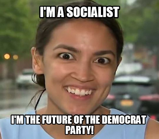 Ocasio-Cortez is the Poster-Child For Millennial Ego and Ignorance