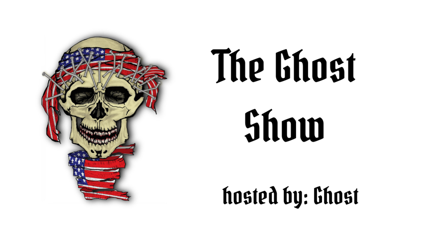 "Subscribe to ""The Ghost Show"" Backup YouTube Channel"